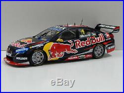 118 Holden VF Commodore Red Bull Racing (J. Whincup) 2015 #1 Carlectables 1858