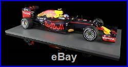 118 Max Verstappen Red Bull Tag Heuer RB12 2016 Spanish GP Winner #33 Formula 1