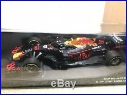 118 Minichamps Red Bull RB15 Max Verstappen 2019 Austrian GP Winner