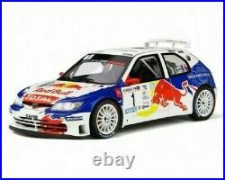 118 Peugeot 306 Maxi Ottomobile #1 S. LOEB Red Bull OT829