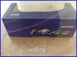 1/18 Minichamps 2013 Red Bull RB9 Vettel