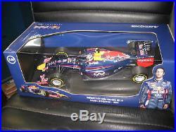 1/18 Minichamps F1 2014 Daniel Ricciardo Rb10 Infiniti Red Bull Racing 110140003