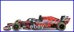 1/18 Minichamps Red Bull RB15 Honda Max Verstappen 2019 Silverstone Shakedown