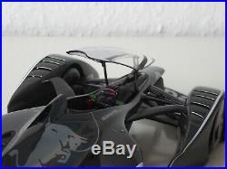 1/18 RED BULL X2014 GT Dark Silver, Seb. Vettel, von AutoArt, limitierte Nr. 124