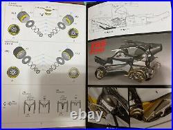 1/20 Top Studio Tamiya RedBull Renault RB6 MD29014 transkit F1 Grand Prix GP