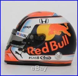 1/2 scale helmet f1 Pierre gasly 2019 Red Bull