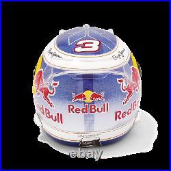 1/5 2016 Daniel Ricciardo Replica Mini Arai Helmet Red Bull Racing Renault Spark