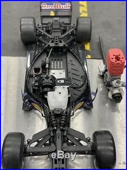 1/7 Modelspace Redbull RB7 RC Car F1 Kyosho Rare Dagostino
