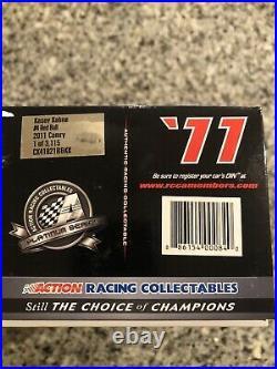2011 Kasey Kahne # 4 Red Bull Rare 1/24 NASCAR Sprint Cup Diecast Car