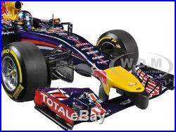 2014 Infiniti Red Bull F1 Rb10 Sebastian Vettel 118 Minichamps 110140001