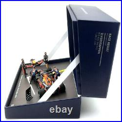 2020 Red Bull Rb16 Max Verstappen Hungary GP 2nd place 1/43 Spark Models