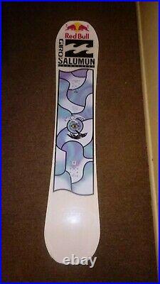 2020 Salomon Gypsy Snowboard 147cm Limited Edition Redbull