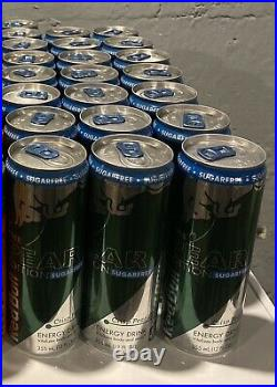 22 RED BULL CRISP PEAR EDITION SUGAR-FREE ENERGY DRINK DISCONTINUED 12oz CANS