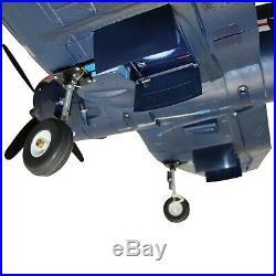 4' F4U Corsair RC plane Red Bull Air Race Flying Bulls Staufenbiel Horizon Hobby