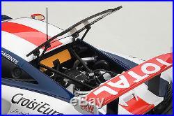 AUTOart 81342 McLaren 12C GT3, Red Bull, 118TH Scale