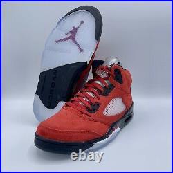 Air Jordan 5 Retro Raging Bull Toro Bravo Men Size DD0587-600
