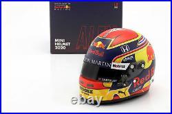 Alexander Albon #23 Aston Martin Red Bull Racing Formel 1 2020 Helm 12 Bell