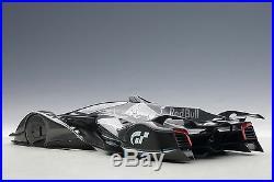 Autoart 18116 Red Bull X2014 Fan Car, Dark Silver Metallic 118th Scale
