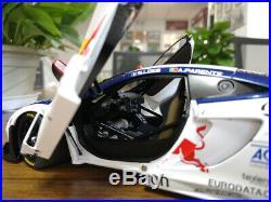 Autoart 1/18 McLaren MP4-12C GT3 Red Bull S. Loeb Racing Die-Cast Model Car