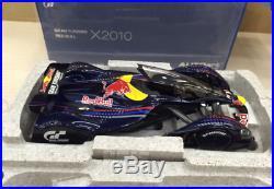 Autoart 1/18 Red Bull Gran Turismo GT5 X2010 S. Vettel Game Die-Cast Model Car