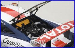Autoart 81342 118 Mclaren 12c Gt3 Red Bull S. Loeb/a. Parente #9 Supercar