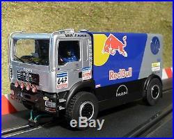 AvantSlot LKW MAN Red Bull RACING in 132 auch für Carrera Evolution AV50407