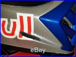 Bell Moto 9 Red Bull Helmet size L