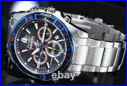 Brand New Casio Edifice Efr-534rb-1 Red Bull Infiniti Racing Limited Genuine