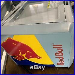 Brand New Red Bull Mini Fridge Liebherr Counter Refrigerator Not Sold In USA