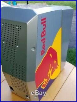 Brand New Red Bull slim countertop refrigerator/cooler