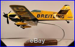 Breitling MXS-R Red Bull Air Race World Series Model Airplane