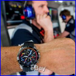 CASIO EDIFICE x Scuderia Toro Rosso F1 Red Bull Racing Watch EFR-557TRP-1A