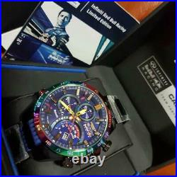 CASIO RED BULL INIFINITI EQB 500RBB 2ADR Racing Limited Edition Men's Watch 2016