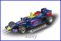 Carrera 62340 Carrera Go! Flying Champions Red Bull Vettel Webber Slot Car Set