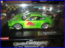 Carrera Digital 124 Porsche GT3 RSR Red Bull Racing