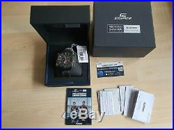 Casio Edifice EQB-500 RBK 1AER Infinity Red Bull Racing Limited Edition
