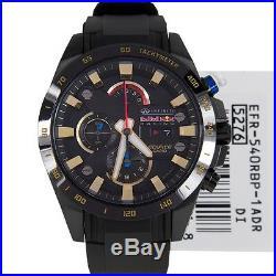 Casio Edifice Infiniti Limited Edition Red Bull Watch EFR-540RBP-1A