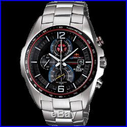 Casio Edifice Red Bull Racing Efr-528rbp Limited Edition Watch