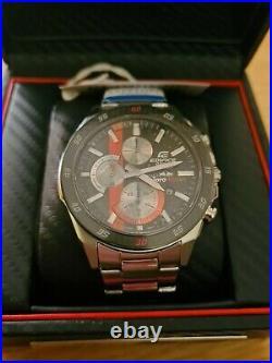 Casio Edifice Sapphire Scuderia Toro Rosso Limited Edition Red Bull Watch