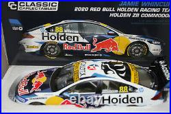 Classic 1/18 Holden Zb Commodore 2020 J Whincup #88 Red Bull V8 Supercar #18717
