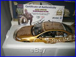 Classic 1/18 V8 Supercars 100 Atcc Wins Gold Holden Vf Commodore Craig Lowndes
