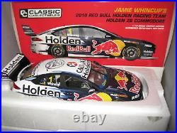 Classic 1.18 V8 Supercars 2018 Holden Zb Commodore Red Bull Jamie Whincup 18667