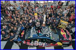 Classic 1.18 V8 Supercars Vf Commodore Red Bull Van Gisbergen 2016 Winner 18624