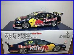Classic Carlectables 118 Holden VE ll Commodore 2013 Red Bull Casey Stoner #27