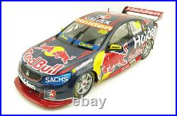 Classic Carlectables 18631 Holden VF Commodore 2017 Red Bull Jamie Whincup 118