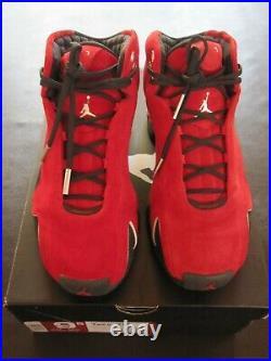 Deadstock Nike Air Jordan XXI Toro XX1 Raging Bull sz 9.5
