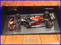F1 Daniel Ricciardo Red Bull Racing 2018 Minichamps Australian Grand Prix 118