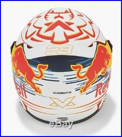 F1 Max Verstappen Mini Helmet 12 Red Bull Racing Honda 2019 Schuberth