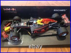 F1 Minichamps Daniel Ricciardo 2017 Red Bull Racing 118 Australian Gp New