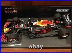 F1 Minichamps Max Verstappen 2019 Red Bull Racing 118 German Gp New 1 Of 504